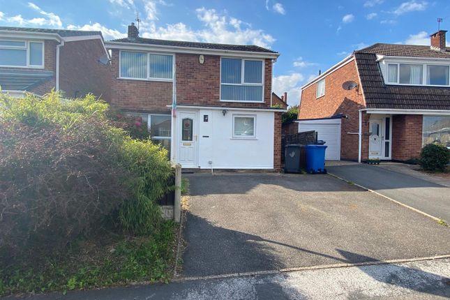 Detached house for sale in Mountfield Avenue, Sandiacre, Nottingham