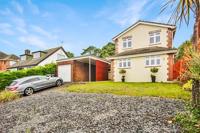 Thumbnail Detached house for sale in Parkway Drive, Bournemouth