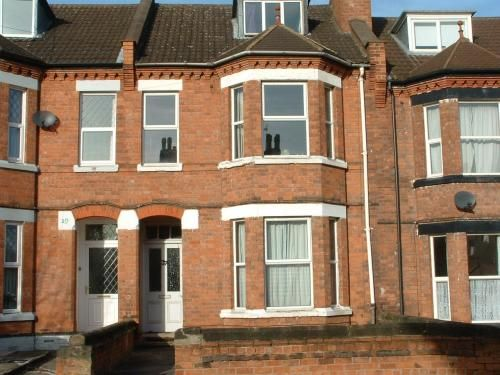 Thumbnail 7 bedroom terraced house to rent in Claremont Road, Leamington Spa