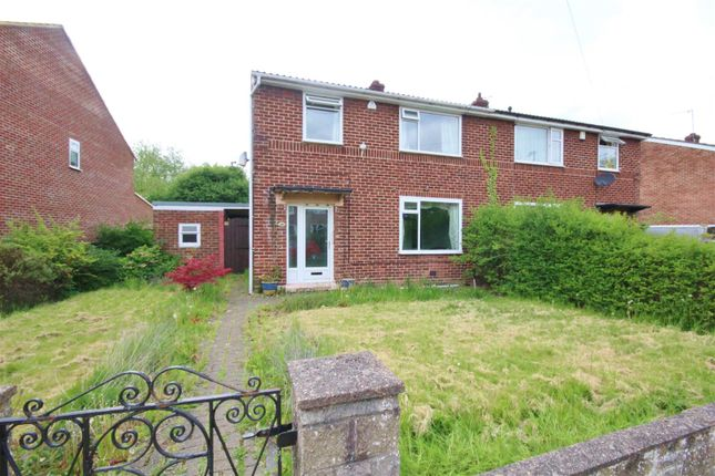 Thumbnail Semi-detached house for sale in Chaloners Road, York