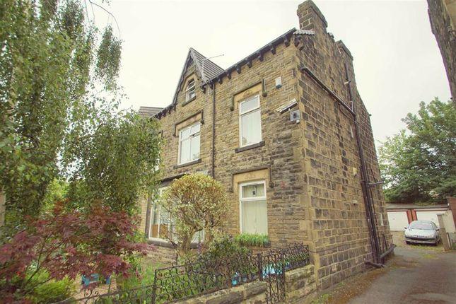 Thumbnail Semi-detached house for sale in Hollyshaw Walk, Halton, Leeds