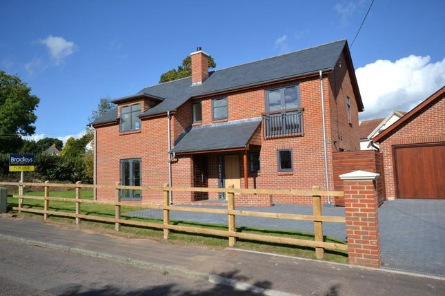 Thumbnail Detached house for sale in Raleigh Road, Budleigh Salterton, Devon