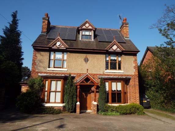 Thumbnail Detached house for sale in Witherley Road, Atherstone, Warwickshire