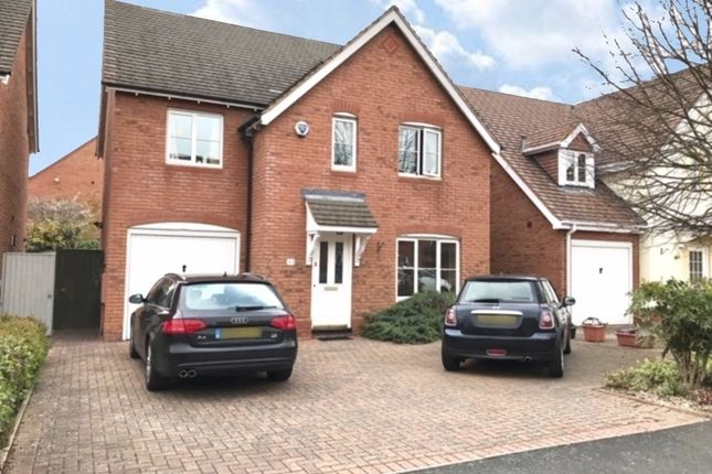 Detached house for sale in St Laurence Way, Bidford On Avon