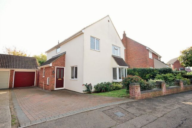 Thumbnail Detached house for sale in Firstore Drive, Lexden, Colchester, Essex