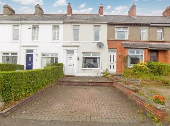 Thumbnail Terraced house to rent in Benson Street, Lisburn