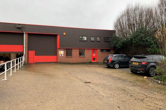Thumbnail Industrial to let in Unit 2 Lawson Hunt Industrial Park, Broadbridge Heath