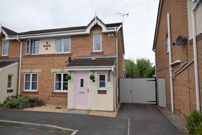Thumbnail Semi-detached house for sale in Emmerson Road, Riddings, Alfreton, Derbyshire