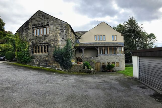 Thumbnail Semi-detached house for sale in Higgin Farm, Boulderclough, Luddendenfoot, Halifax