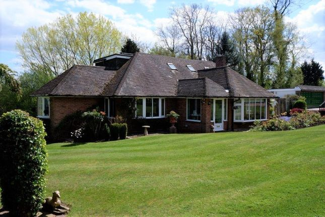 Thumbnail Bungalow for sale in Hints Lane, Hints, Tamworth