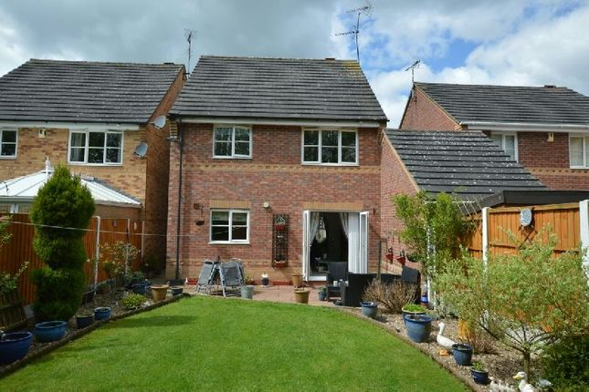 Thumbnail Detached house for sale in Phillip Drive, Glen Parva, Leicester