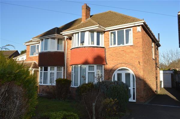 3 bed semi-detached house for sale in Sheldon Grove, Sheldon, Birmingham
