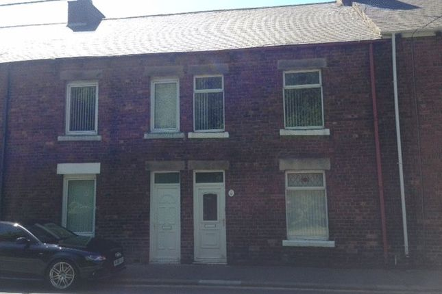 Thumbnail Terraced house to rent in Greylingstadt Terrace, Stanley