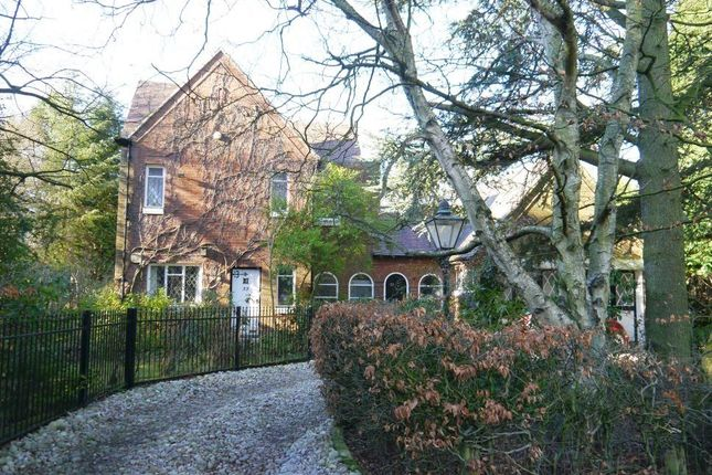 Thumbnail Detached house for sale in Woolsington Park South, Woolsington, Newcastle Upon Tyne