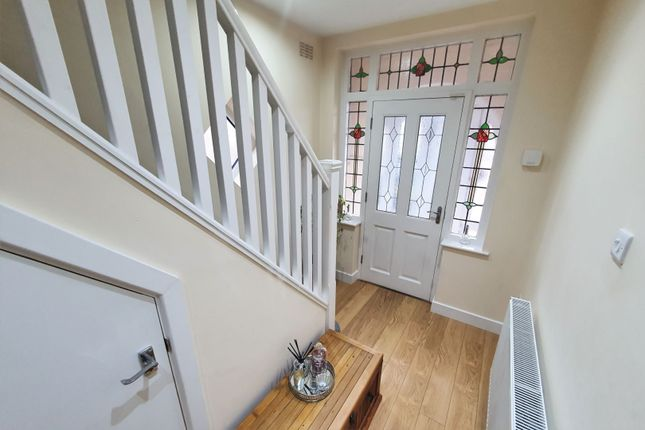 Entrance Hall of Petworth Drive, Leicester LE3
