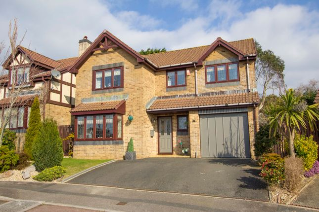Thumbnail Detached house for sale in St Johns Close, Derriford, Plymouth