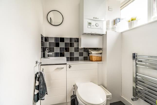 Downstairs WC of Wetherby Way, Chessington, Surrey KT9