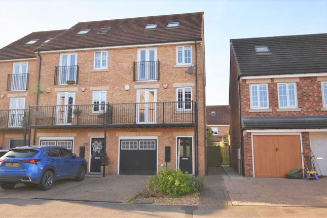 4 bed town house for sale in Principal Rise, Dringhouses, York YO24