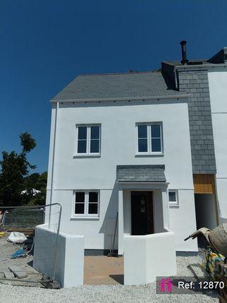 Thumbnail End terrace house for sale in Bottreaux Rise, Boscastle