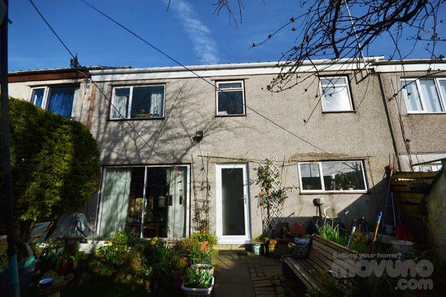Thumbnail Terraced house for sale in Hallcroft, Skelmersdale