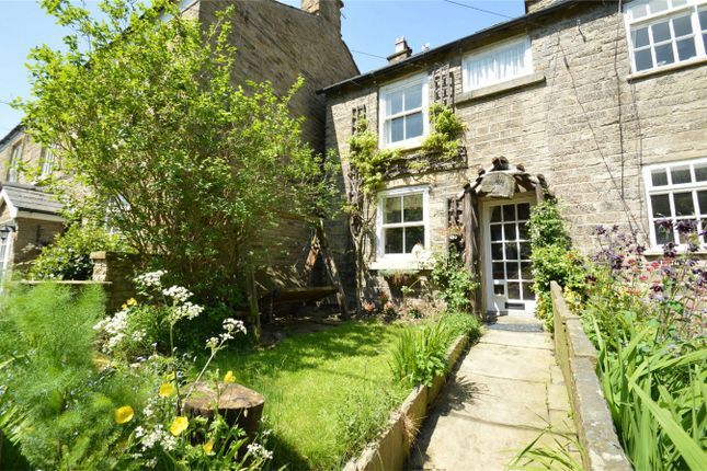 Thumbnail End terrace house for sale in Redway, Kerridge, Macclesfield, Cheshire