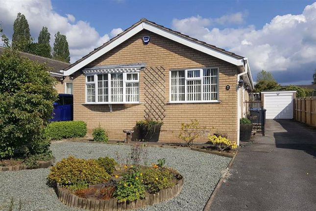 Thumbnail Detached bungalow for sale in 55, The Parkway, Darley Dale Matlock, Derbyshire