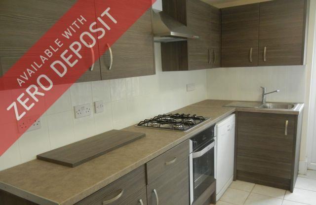 Kitchen of Furness Road, Fallowfield, Manchester M14