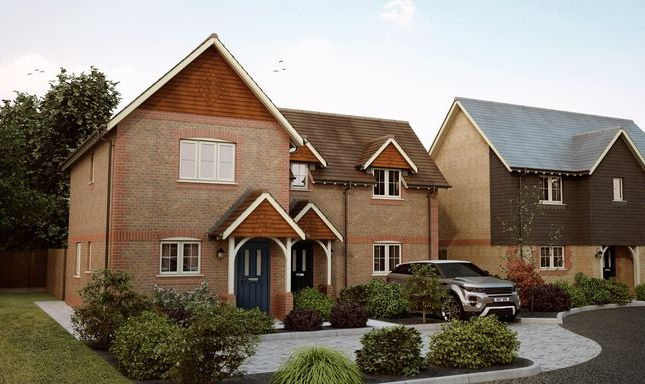 Thumbnail Property for sale in Clewers Lane, Waltham Chase, Southampton