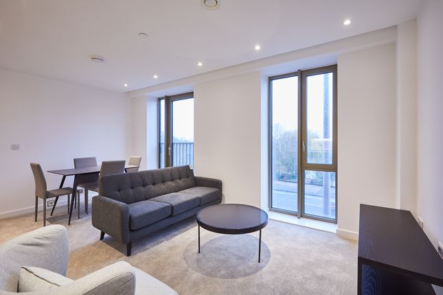 1 bed flat to rent in Hulme Street, Salford M5
