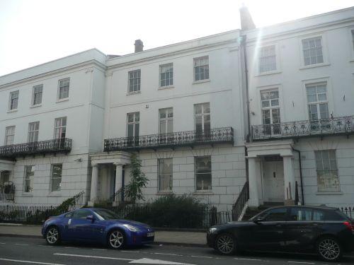 Thumbnail Flat to rent in Basement Flat, 3 Clarendon Square, Leamington Spa