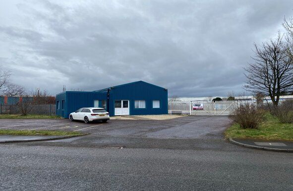Thumbnail Industrial to let in Brunswick Village, Newcastle Upon Tyne