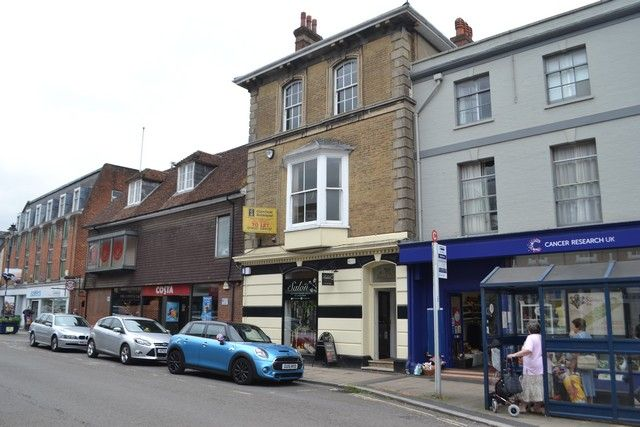 Thumbnail Office for sale in High Street, Alton