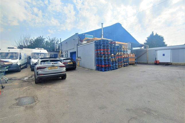 Thumbnail Industrial for sale in South Street, Romford