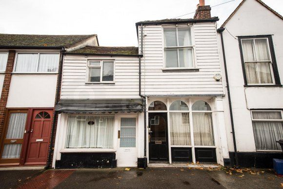 Thumbnail Detached house to rent in Whitstable Road, Canterbury