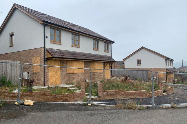 Thumbnail Land for sale in Winchfawr Road, Heolgerrig, Merthyr Tydfil