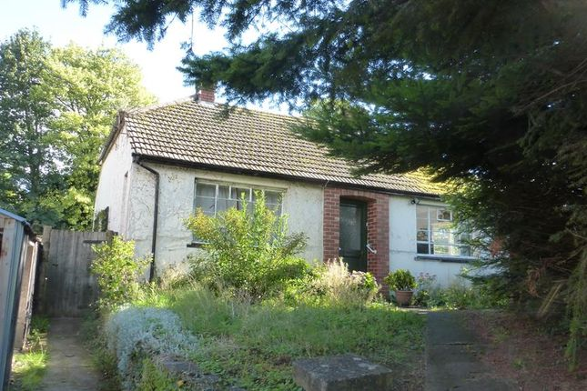 Thumbnail Bungalow for sale in Park Crescent, Abergavenny