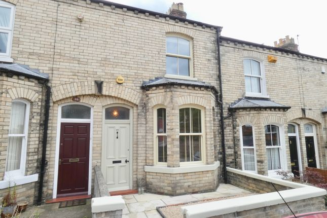 Thumbnail Terraced house for sale in Philadelphia Terrace, York