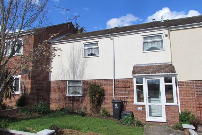 3 bed terraced house to rent in Abbott Road, Dovercourt CO12
