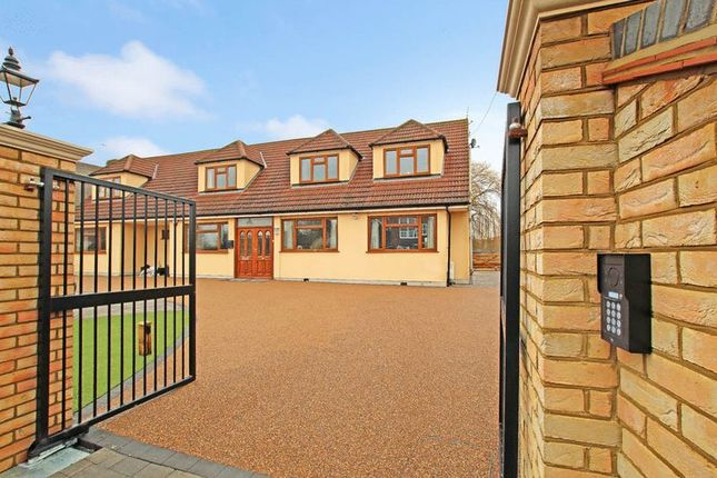 Thumbnail Detached house for sale in Church Road, Ramsden Bellhouse, Billericay