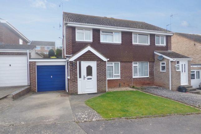 Thumbnail Semi-detached house for sale in Wyre Close, Paignton