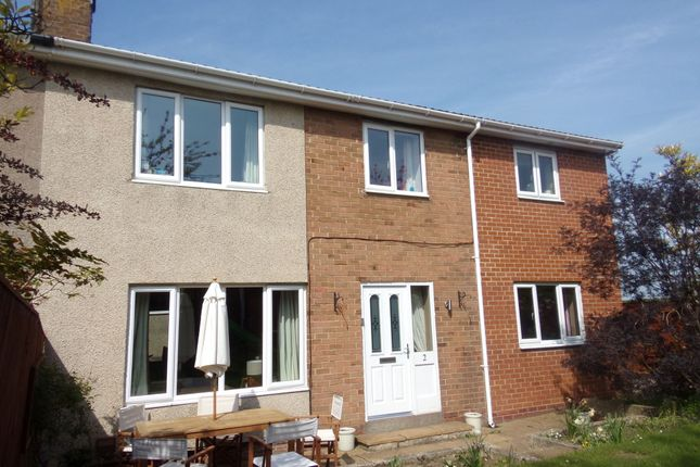 Thumbnail Semi-detached house for sale in Chapel Lands, Alnwick