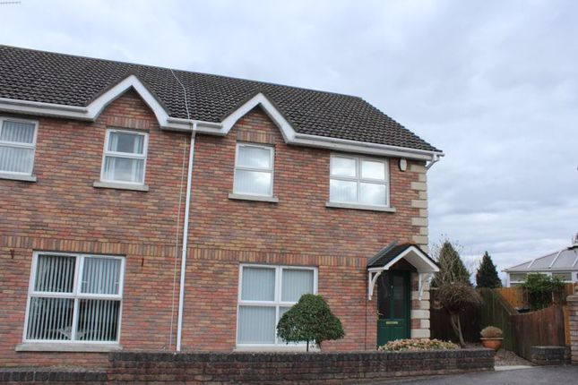 Thumbnail Semi-detached house for sale in Bracken Grove, Newry
