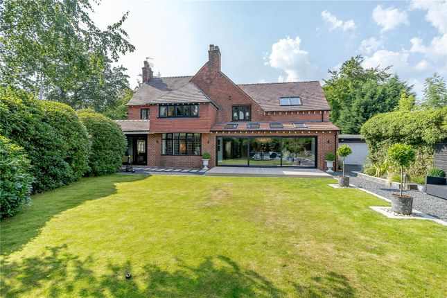 4 bed detached house for sale in Styal Road, Wilmslow, Cheshire SK9