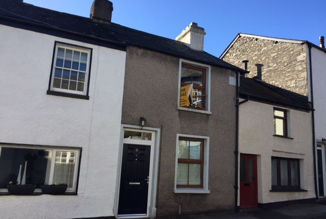Thumbnail Cottage for sale in Church Street, Broughton-In-Furness