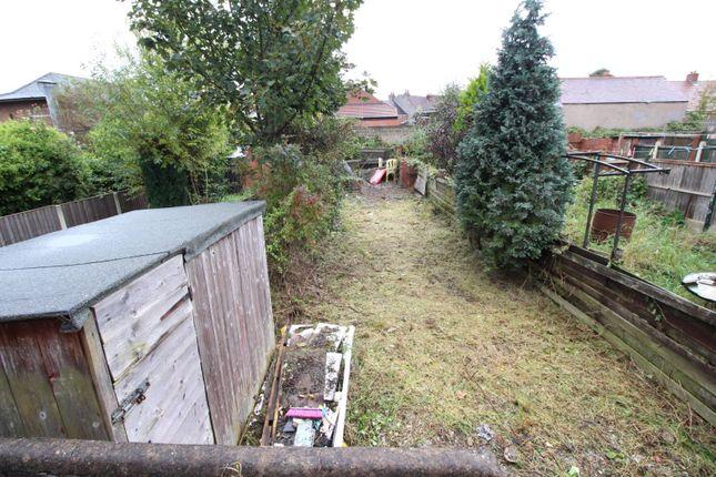 Outside of Silverdales, Dinnington, Sheffield, South Yorkshire S25