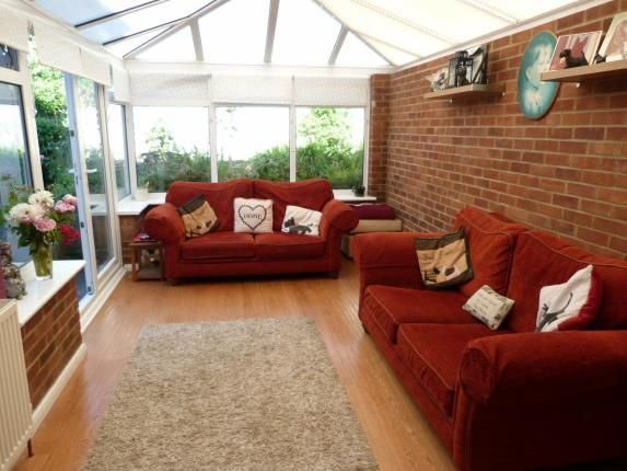 Living Area of Heathfield Avenue, Saltdean, Brighton, East Sussex BN2