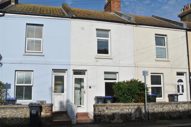 Thumbnail Terraced house to rent in Orme Road, Broadwater, Worthing