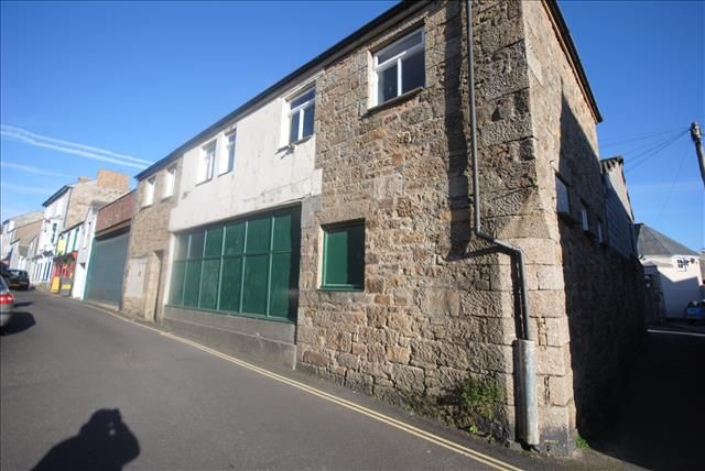 Thumbnail Light industrial for sale in 45 Queen Street, Penzance, Cornwall