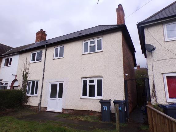 Thumbnail Terraced house for sale in Montpelier Road, Erdington, Birmingham, West Midlands