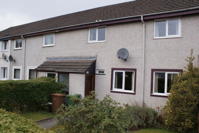 Thumbnail Terraced house to rent in To Let 3 Bedroom Galloway Drive, Inverness